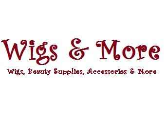 Wigs and More logo